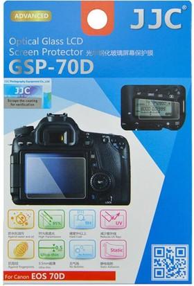 JJC Ultra İnce LCD Ekran Koruyucu (Canon 70D, 80D)