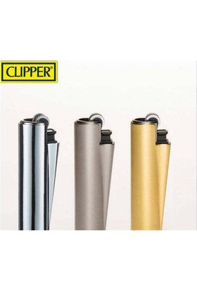 Clipper metal çakmak mini