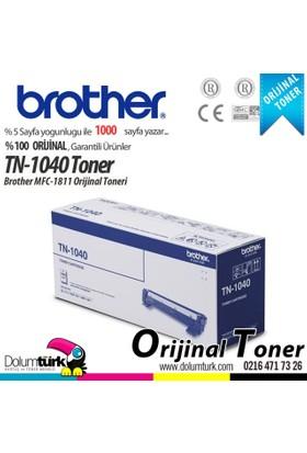 Brother TN-1040 /DCP1511 /MFC1811 /MFC1815 /HL1111 Orjinal Toner