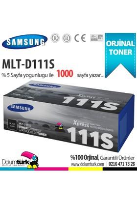 Samsung MLT-D111S / Xpress M2020 / M2022 / M2070 Orjinal Toner