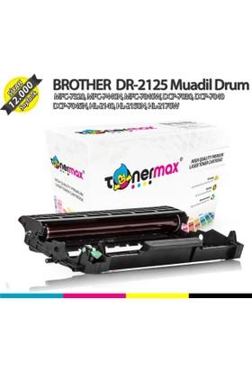 Toner Max® Brother DR-2125 / MFC-7320, MFC-7440N, MFC-7840W, DCP-7030, DCP-7040, DCP-7045N, HL-2140, HL-2150N, HL-2170W Muadil Drum Ünitesi