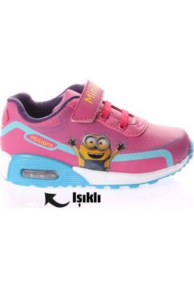 Minions Kız Çocuk Ayakkabı Sky