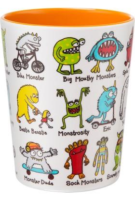 """Melamin Bardak """"Monsters"""""""