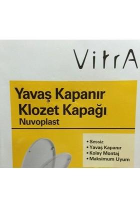Eczacıbaşı Vitra Eko Ses - Yok Klozet Kapak Yavaş Kapanır Model 2