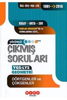 Merkez Yayınları Ygs-Lys Geometri (Dörtgenler Ve Çokgenler)