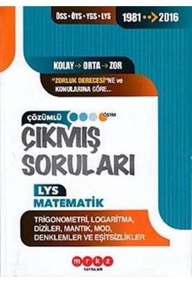 Merkez Yayınları Lys Matematik (Trigonometri-Logaritma)
