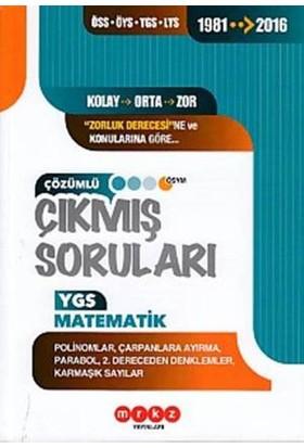Merkez Yayınları Ygs Matematik (Polinomlar-Çarpanlara Ayırma)