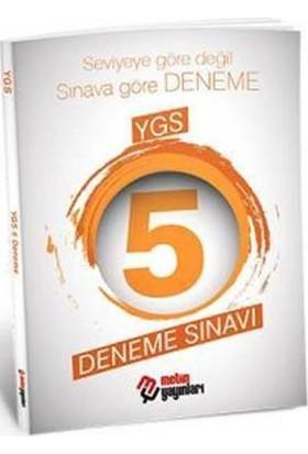 Metin Yayınları Ygs 5 Deneme Sınavı