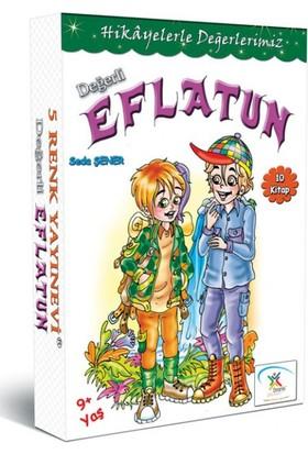 5 Renk Yay. Değerli Eflatun (10 Kitap) 4, 5. Ve 6.Sınıf