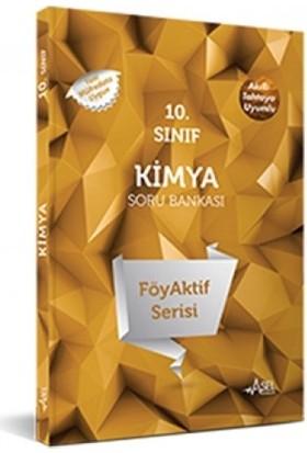 Asel Föyaktif 10.Sınıf Kimya Sb.