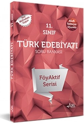 Asel Föyaktif 11.Sınıf Türk Edebiyatı Sb.