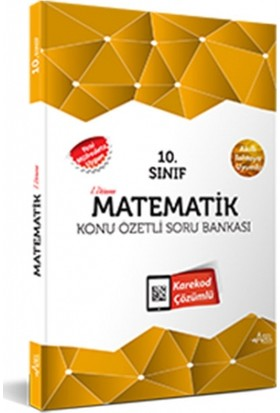 Asel Kösb 10.Sınıf Matematik (2Li Set)