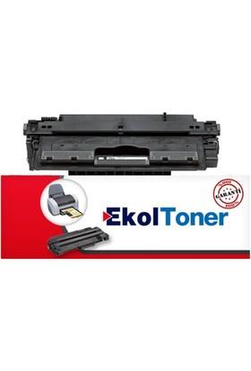Ekoltoner Hp Q7570A Muadil Siyah Laser Toner