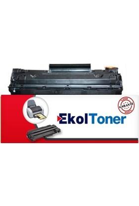 Ekoltoner Canon 715 Muadil Siyah Laser Toner