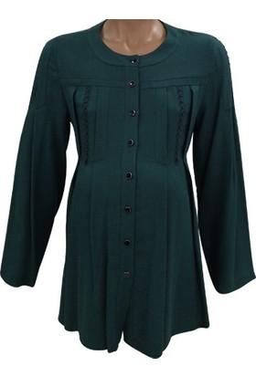 Livaa Gömlek 4730 - Yeşil