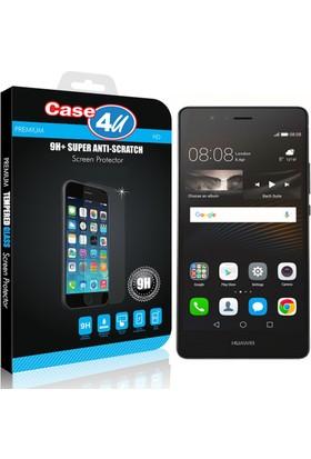 Case 4U Huawei P9 Lite 2016 Cam Ekran Koruyucu