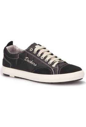 Dockers By Gerli 214160 Siyah Erkek Ayakkabı