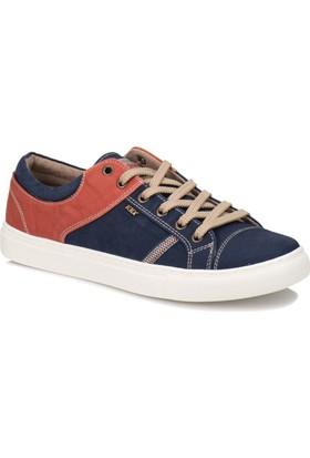 Kinetix Bryant Lacivert Kırmızı Erkek Ayakkabı