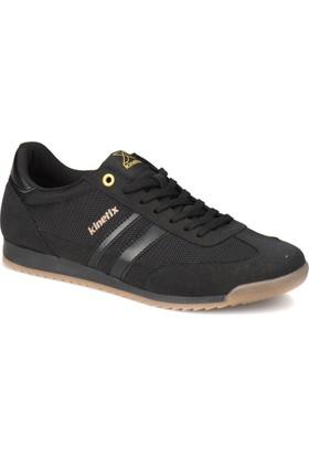 Kinetix Halley Siyah Erkek Sneaker