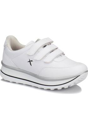 Kinetix Paulet Beyaz Kadın Ayakkabı