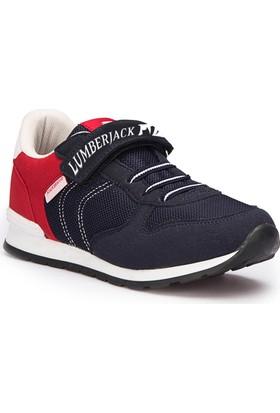 Lumberjack Jolly Lacivert Kırmızı Unisex Çocuk Sneaker