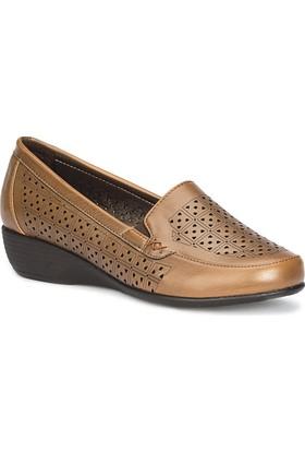 Polaris 71.157274.Z Taba Kadın Ayakkabı