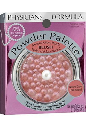 Physicians Formula Powder Palette Mineral Natural Pearrl Palet Allık 7333
