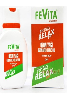 FeVita Physıo Relax Gel- Ozon Yağı 250 ml