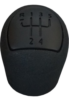 Renault Clio Kangoo Twingo Dacia Logan için Siyah Vites Topuzu 8200568122