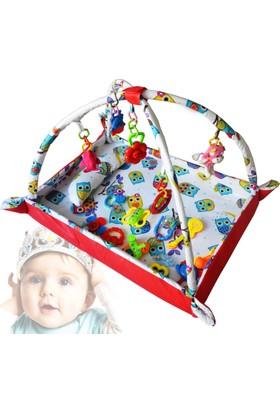 Hupim Çocuk 100% PAMUK - Bebek Oyun Halısı ve Çocuk Oyun Alanı