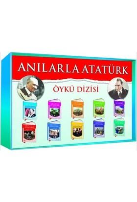 Ata Yayıncılık Anılarla Atatürk (10'Lu Set)4,5,6,7 Ve 8.Sınıf