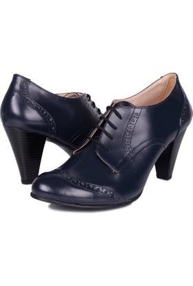Loggalin 375119 031 420 Kadın Lacivert Günlük Ayakkabı