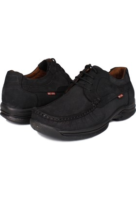 Se-Sa 737244 041 015 Erkek Siyah Kıþlık Ayakkabı