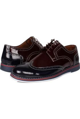 Se-Sa 737102 041 471 Erkek Kahverengi Lacivert Günlük Ayakkabı