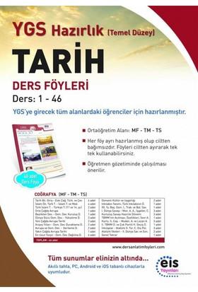EİS Yayınları Ygs Tarih (Temel Düzey) (Mf-Tm-Ts) (1-46) (2017)