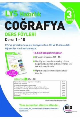 EİS Yayınları Lys Coğrafya 3.Kitap Tm-Ts (1-18)
