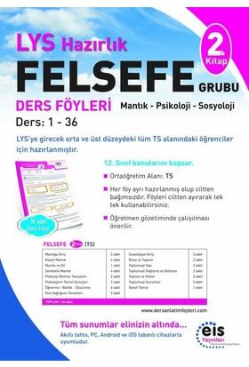 EİS Yayınları Lys Felsefe 2.Kitap (Ts) (1-36) (2017)