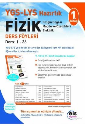 EİS Yayınları Ygs-Lys Fizik (Mf) 1.Kitap (1-36) (2017)