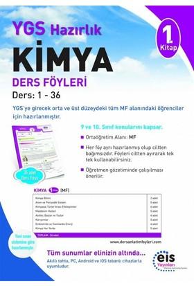 EİS Yayınları Ygs Kimya 1.Kitap (Mf) (1-36) (2017)