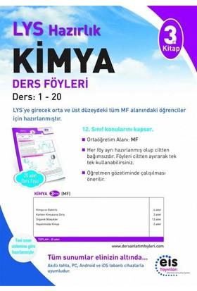 EİS Yayınları Lys Kimya 3.Kitap (Mf) (1-20) (2017)