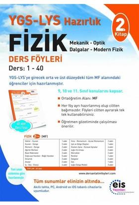EİS Yayınları Ygs-Lys Fizik (Mf) 2.Kitap (1-40) (2017)