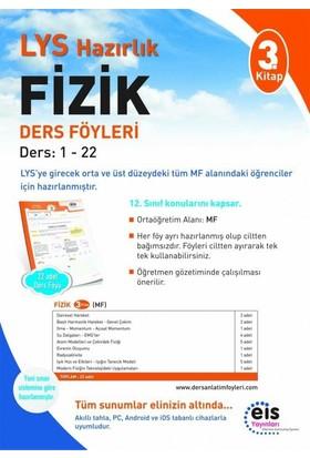 EİS Yayınları Lys Fizik (Mf) 3.Kitap (1-22) (2017)