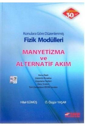 Esen Yayınları Fizik Modülleri Manyetizma Ve Altarnatif Akım