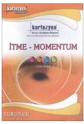 Kartezyen Yayınları Fizik-15 İtme Momentum Konu Anlatım Fasikülü (Turuncu Seri)