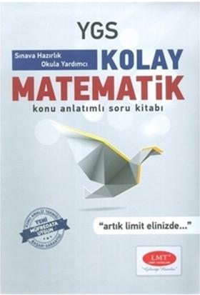 Limit Yayınları Ygs Kolay Matematik Konu Anlatımlı Soru Kitabı