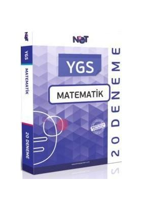 Not Yayınları Ygs Matematik 20 Deneme