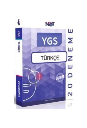 Not Yayınları Ygs Türkçe 20 Deneme