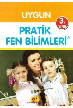 Sadık Uygun Yayınları 3.Sınıf Pratik Fen Bilimleri