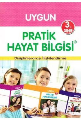 Sadık Uygun Yayınları 3.Sınıf Pratik Hayat Bilgisi