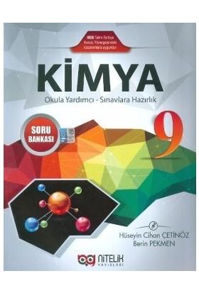 Nitelik Yayınları 9. Sınıf Kimya Soru Bankası